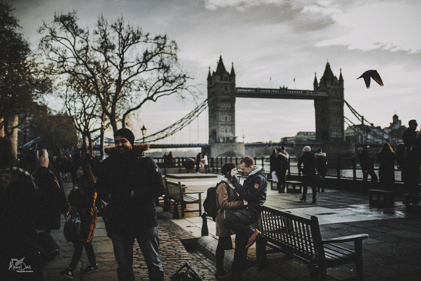 Preboda Londres – Mari + Cristian